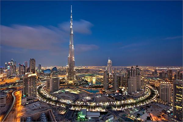 «دبي»