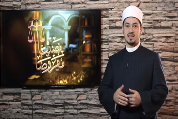 عضو مركز الأزهر العالمي للفتوى محمود السيد
