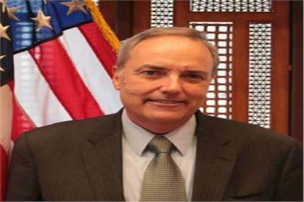 القائم بأعمال السفير الأمريكي في القاهرة توماس جولدبرجر