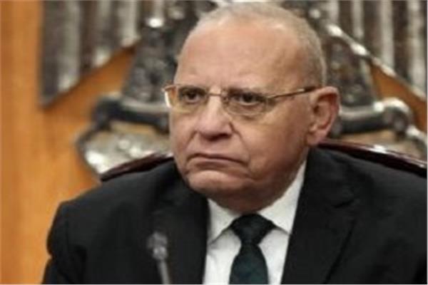المهندس عادل عبد العزيز العضو المنتدب بالشركة العامة لتجارة الجملة بوزارة التموين