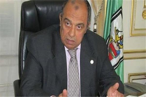 وزير الزراعة واستصلاح الأراضي عز الدين أبو ستيت