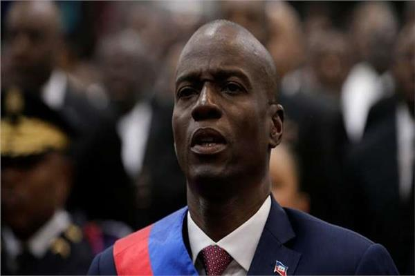 رئيس هايتي جوفينيل مويز