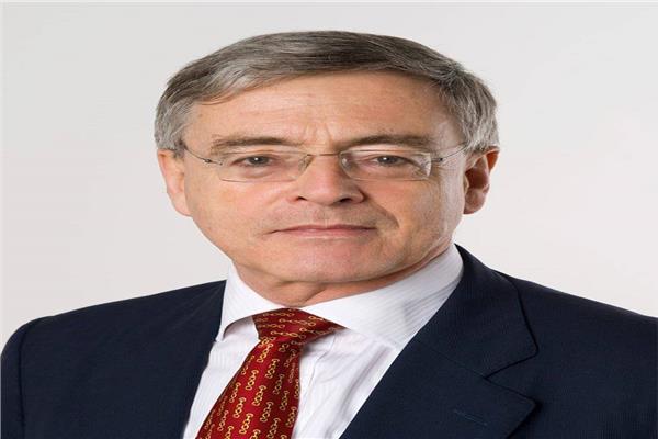يوليوس جيورج لوي، سفير ألمانيا بالقاهرة