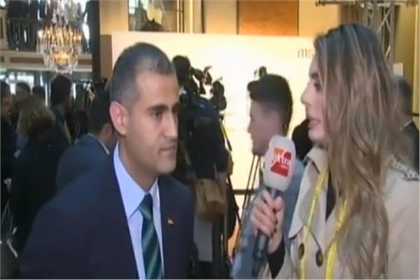 السفير محمد الحضرمي