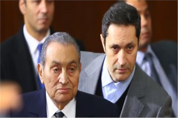 مبارك - أرشيفية