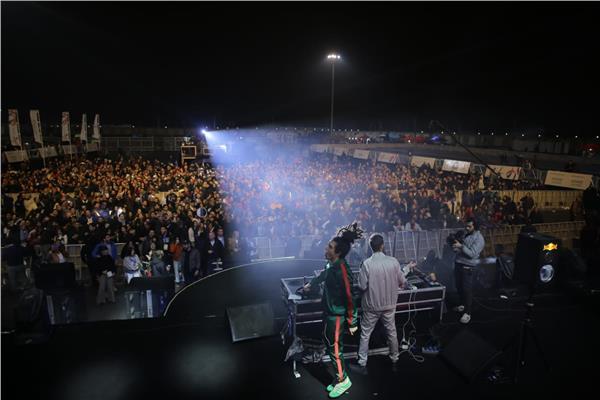 حفل شارموفوز