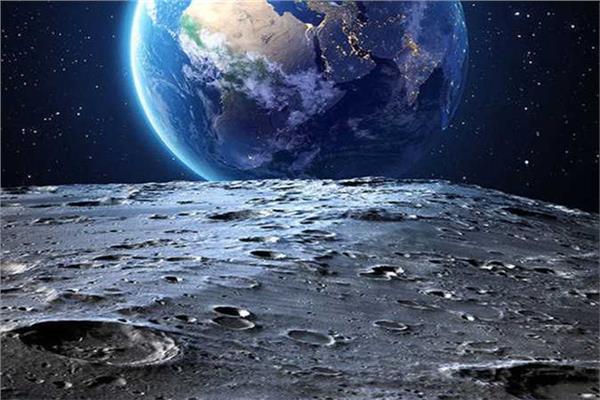 صورة أرشيفية - كويكب القمر
