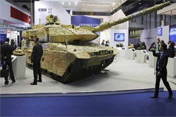 الإمارات تعلن عن صفقات عسكرية بقيمة 1.1 مليار دولار
