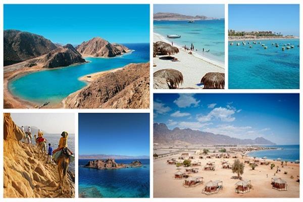 أروع الشواطئ المصرية