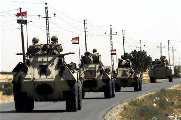 عمليات القوات المسلحة في سيناء