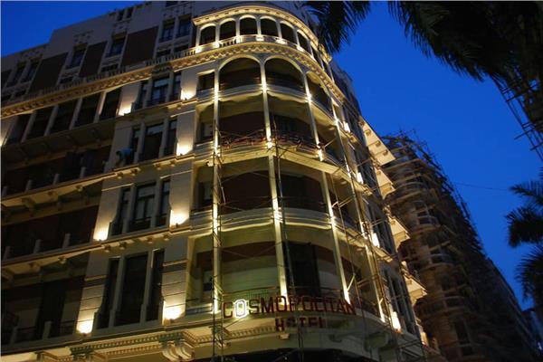تطوير فندق كوزموبوليتان