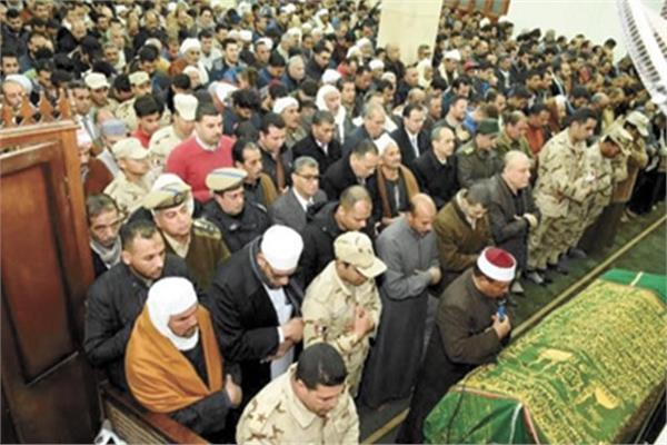 مصر تودع شهداء الوطن في جنازات مهيبة بالمحافظات