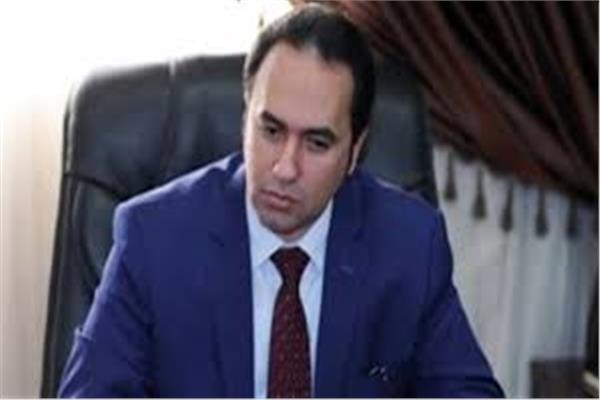 الدكتور محمد عمر نائب وزير التربية والتعليم والتعليم الفنى