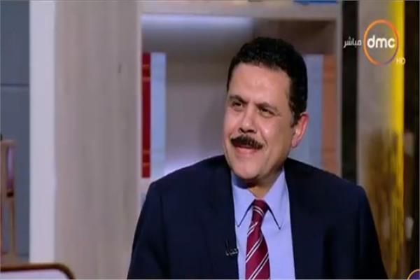 الدكتور أحمد أبو اليزيد