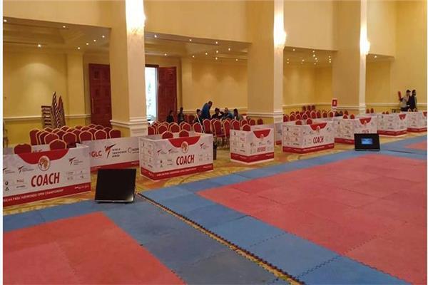 الغردقة جاهزة لاستضافة بطولة أفريقيا للباراتايكوندو