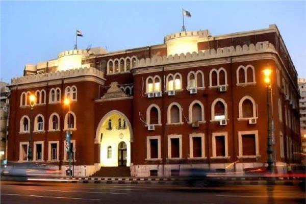 جامعة الإسكندرية - صورة أرشيفية