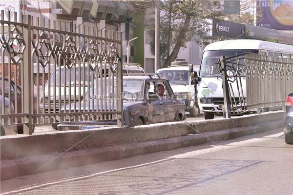 شوارع مصر تعاني من الإهمال