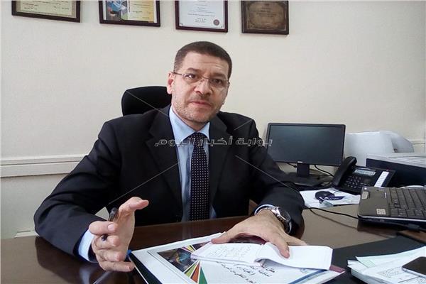 المهندس حسن توفيق، المتحدث الرسمي باسم الهيئة القومية للأنفاق