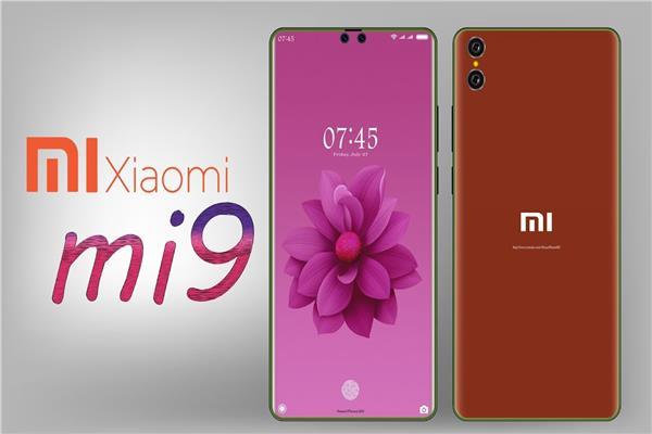 هاتف شاومي الجديد Mi 9