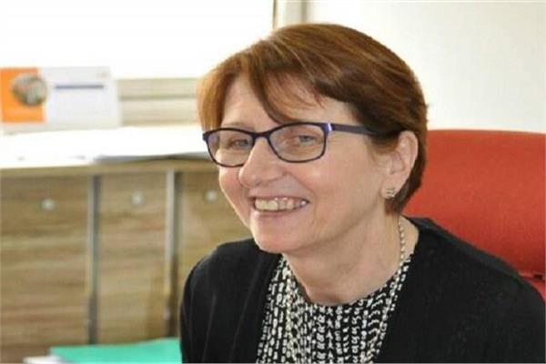 لاورا كانسيكاس ديبريس سفيرة فنلندا بالقاهرة