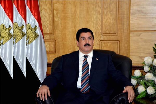 علاء عبد الحليم  محافظ القليوبية