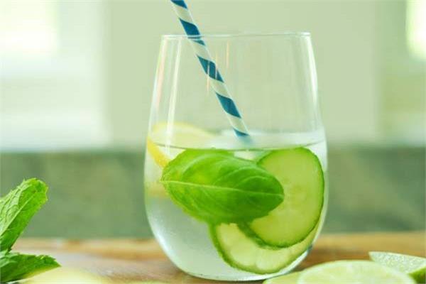 رجيم الماء والخيار لفقدان الوزن السريع
