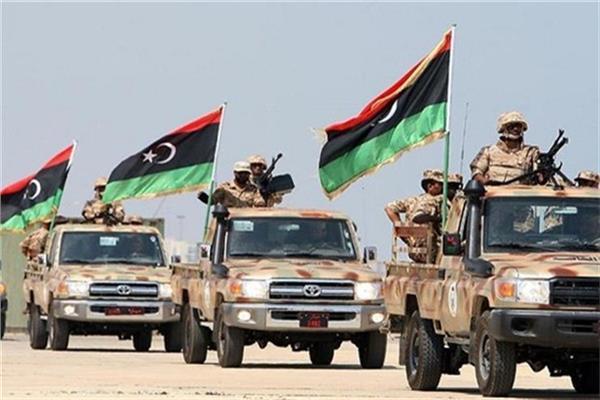 الجيش الليبي - صورة أرشيفية