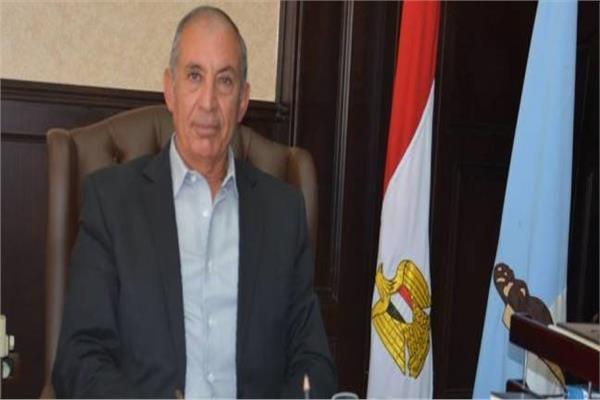 اللواء احمد عبدالله محافظ البحر الأحمر