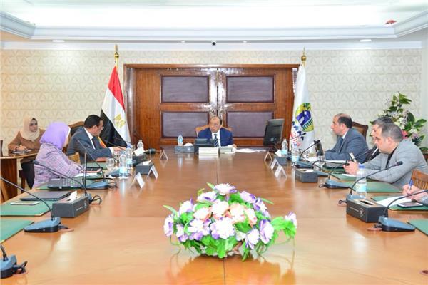 اللواء محمود شعراوي وزير التنمية
