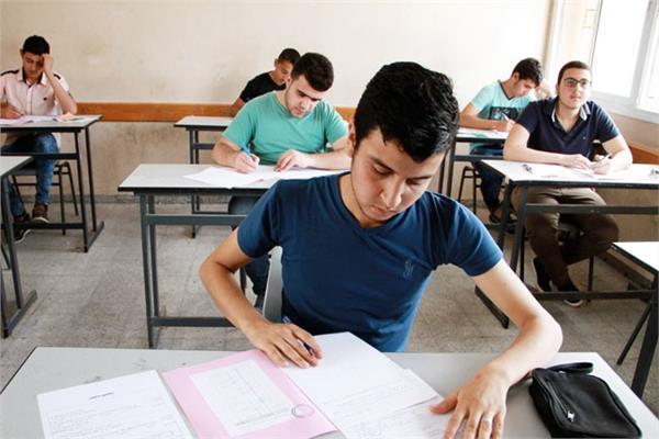 امتحانات الثانوية العامة - صورة أرشيفية