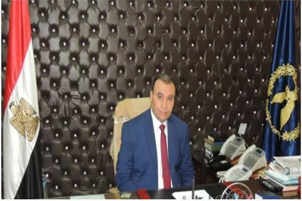 اللواء سمير ابو زامل مدير امن المنوفيه