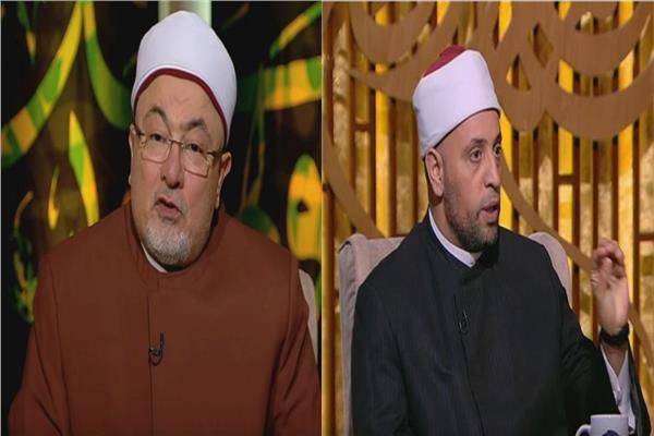 الشيخ رمضان عبد الرازق ، الشيخ خالد الجندي