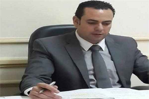 مصطفى الوكيل وكيل نقابة الصيادلة