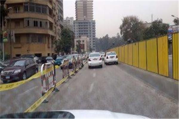 غدًا ولمدة 3 أعوام.. تحويلة مرورية بشارع جامعة الدول العربية