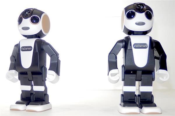 """إطلاق روبوت """"RoBoHon"""" للعناية بالأطفال"""