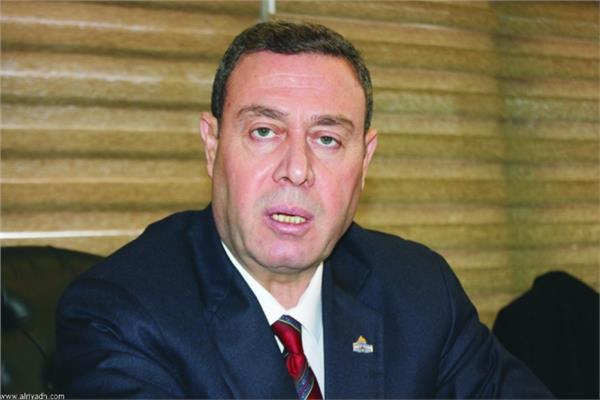 سفير دولة فلسطين بالقاهرة ومندوبها الدائم لدى جامعة الدول العربية السفير دياب اللوح