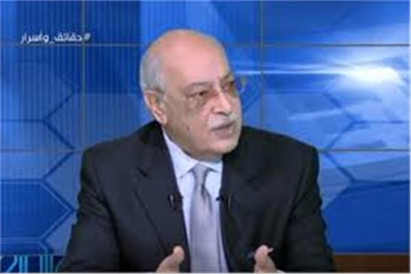 اللواء أحمد عبدالباسط، مساعد وزير الداخلية الأسبق