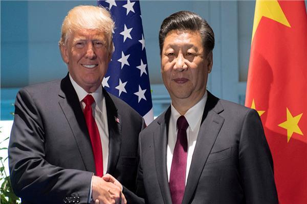 شي جين بينج ودونالد ترامب