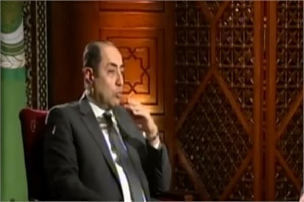 السفير حسام زكى