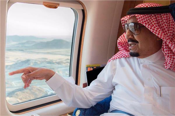 خادم الحرمين الشريفين الملك سلمان بن عبدالعزيز- أرشيفية