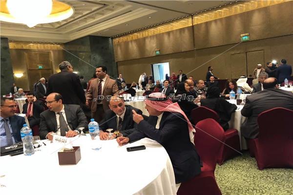 اجتماع منتدى الأعمال المصري السعودي