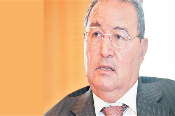 عبد الحميد ابو موسى رئيس مجلس الاعمال المصري السعودي