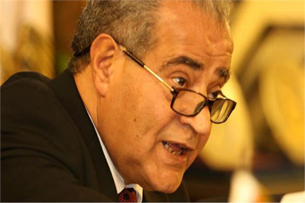 د. علي المصيلحي وزير التموين والتجارة الداخلية