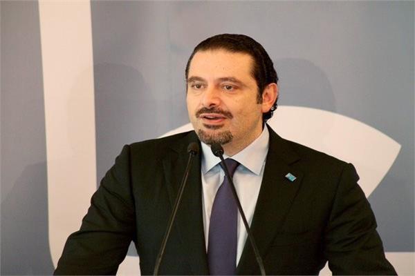 رئيس مجلس الوزراء اللبناني سعد الحريري