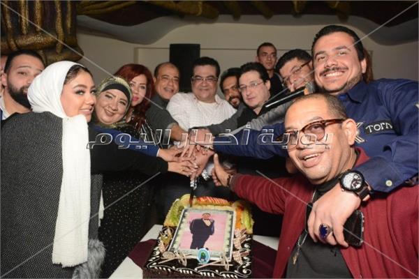 عيد ميلاد الموسيقار أحمد رمضان