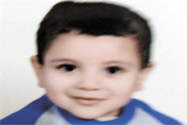 الطفل عمرو خالد