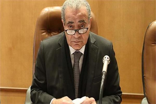 الدكتور علي المصيلحى - وزير التموين