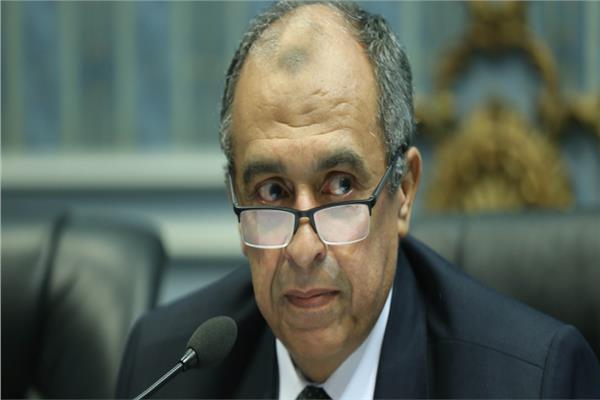 الدكتور محمد فكري المتحدث باسم وزارة الزراعة
