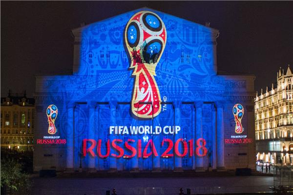 كأس العالم لكرة القدم في روسيا