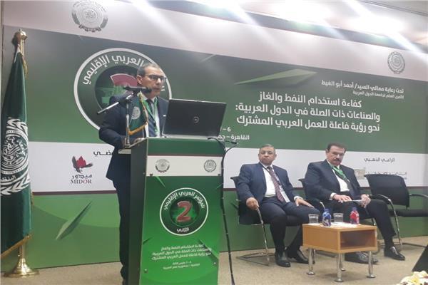 الدكتور ياسر مصطفى - مدير معهد بحوث البترول
